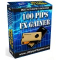 100 Pips Forex Gainer - NEW (2012 + June) By Karl Dittmann