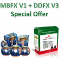 MBFX V1and DDFX V3  Forex Manual Trading System
